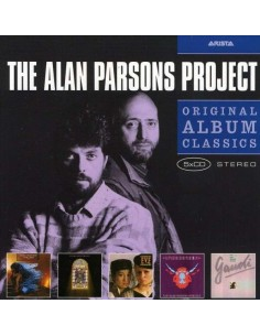 Alan Parsons Project : Original Album Classics (5-CD)