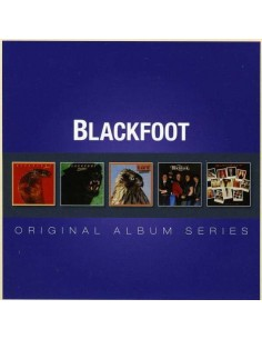 Blackfoot : Original Album Series (5-CD)