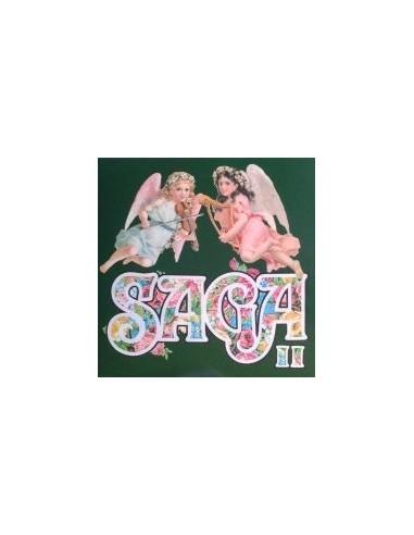 Saga : Saga II (LP)