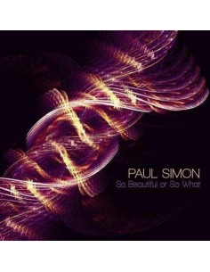 Simon, Paul : So Beautiful Or So What (LP)