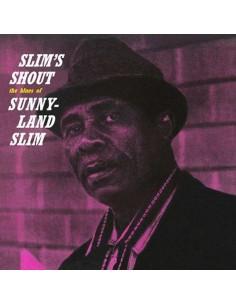 Sunnyland Slim : Slim's Shout (LP)