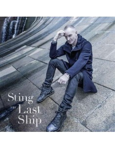 Sting : The Last Ship (LP)