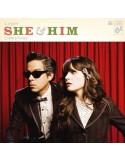 She & Him : A Very She & Him Christmas (CD)