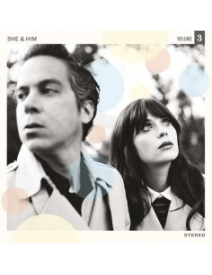 She & Him : Vol.3 (CD)