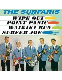 Surfaris : Play (LP)