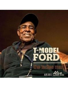 T-Model Ford : The Ladies Man (LP)