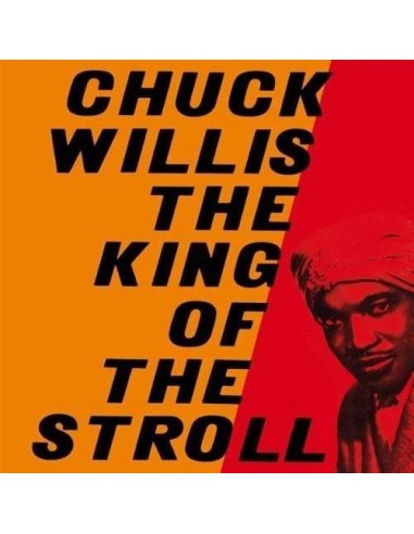 Willis, Chuck : King Of The Stroll (LP)