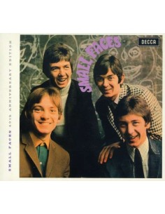 Small Faces : Small Faces - 40th Anniversary Edition (CD)