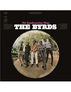 Byrds : Mr. Tambourine Man (LP)