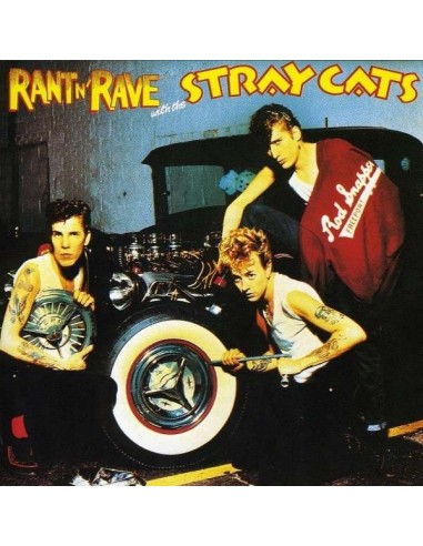 Stray Cats : Rant N' Rave With The Stray Cats (CD)