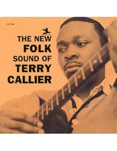 Callier, Terry : The New Folk Sound Of Terry Callier (LP)