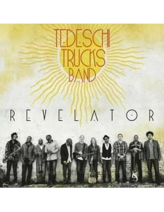 Tedeschi Trucks Band : Revelator (CD)