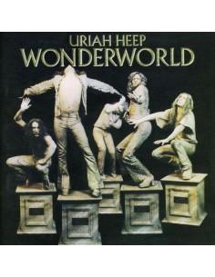Uriah Heep : Wonderworld (CD)