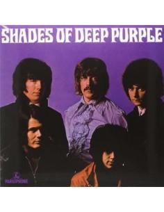 Deep Purple : Shades Of Deep Purple (LP)