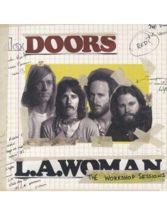 Doors : L.A. Woman - The Workshop Sessions (LP)