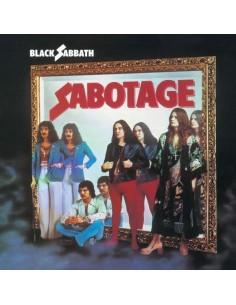 Black Sabbath : Sabotage (LP+CD)