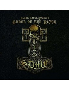 Black Label Society : Order Of The Black (2-LP)