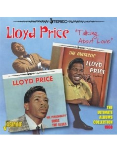 Price, Lloyd : Talking About Love (CD)