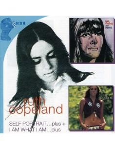 Copeland, Ruth : Self Portrait / I Am What I Am (2-CD)