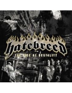 Hatebreed : The Rise Of Brutality (LP)