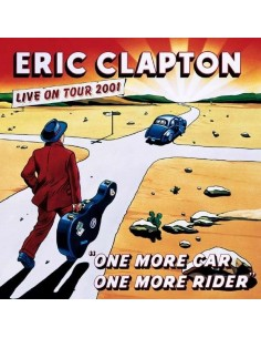 Clapton, Eric : One More Car, One More Rider (2-CD)
