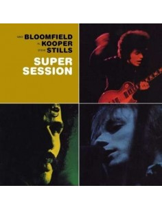 Bloomfield / Kooper / Stills : Super Session (CD)