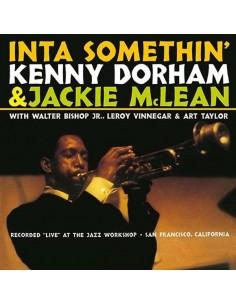 Dorham, Kenny & Jackie McLean : Inta Somethin' (LP)
