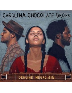 Carolina Chocolate Drops : Genuine Negro Jig (CD)