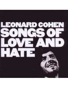 Cohen, Leonard : Songs Of Love And Hate (CD)