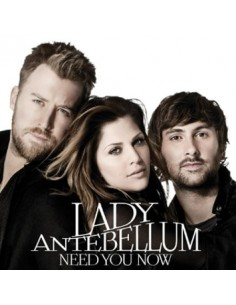 Lady Antebellum : Need You Now (CD)