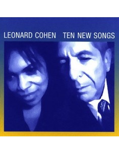 Cohen, Leonard : Ten New Songs (CD)
