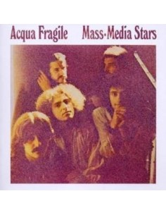 Acqua Fragile : Mass-Media Stars (CD)