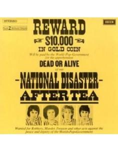 After Tea : National Disaster (CD)