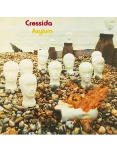 Cressida : Asylum (LP)