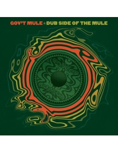 Gov't Mule : Dub Side Of The Mule (2-LP)