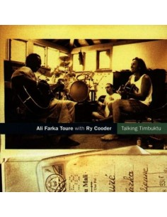 Toure, Ali Farka With Ry Cooder : Talking Timbuktu (2-LP)