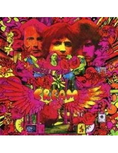 Cream : Disraeli Gears (CD)