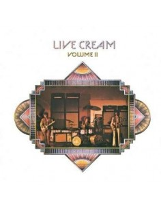 Cream : Live Cream Volume II (CD)