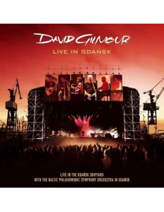 Gilmour, David : Live In Gdansk (2-CD)