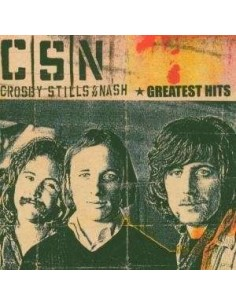 Crosby, Stills & Nash : Greatest Hits (CD)