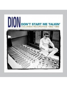 Dion : Don't Start Me Talkin' - Columbia Recordings 1962-1965 (CD)
