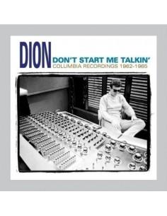 Dion : Don't Start Me Talkin' - Columbia Recordings 1962-1965 (CD)