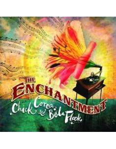 Corea, Chick And Béla Fleck : The Enchantment (CD)