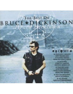 Dickinson, Bruce : The Best Of (2-CD)