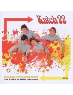 Katch 22 : Major Catastrophe - The Katch 22 Story 1966-1969 (CD)
