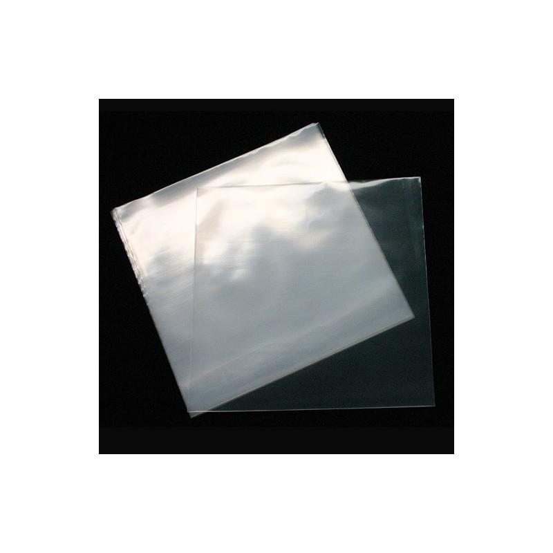 LP-suojamuovi kirkas - 100 kpl