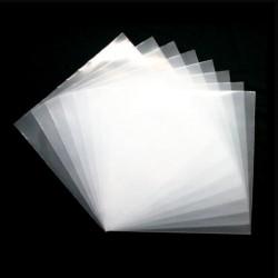 LP-suojamuovi, paksumpi muovi - 100 kpl