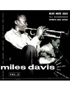 Davis, Miles : Volume 2 (CD)