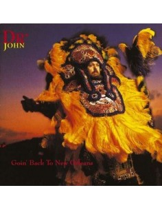 Dr. John : Goin' Back To New Orleans (CD)