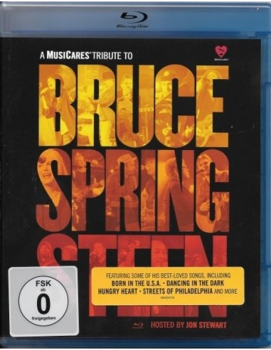 A MusiCares Tribute To Bruce Springsteen (BluRay)